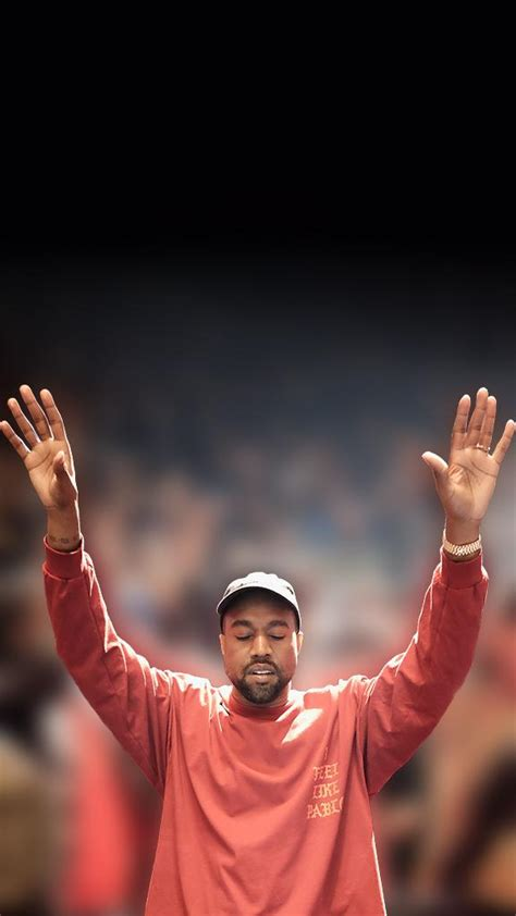 kanye west wallpaper iphone 7 iphone wallpaper with blurred background kanye