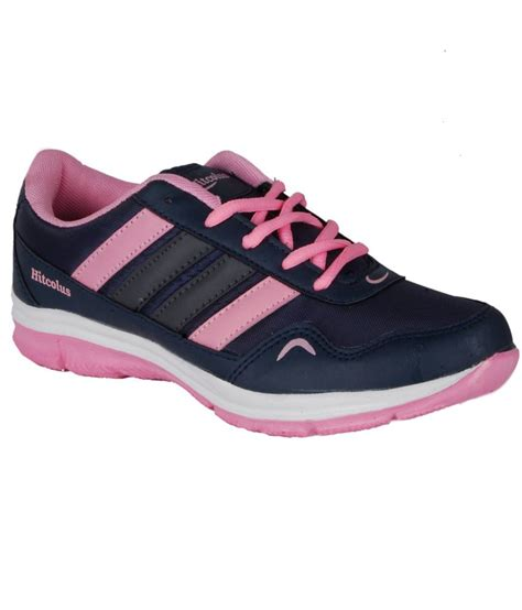 hitcolus pink sports shoes price in india buy