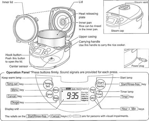 electrical wiring diagram of rice cooker 40 wiring