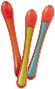 Sale Tommee Tippee Baby Spoon Sendok Makan Bayi Tommee Tippee tommee tippee heat sensing spoon asibayi
