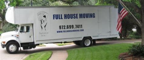 full house movers full house moving ratings reviews garland texas