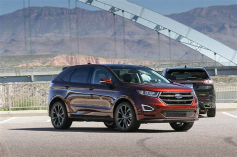 should i buy a ford edge 2015 ford edge review dazzling tech and class above