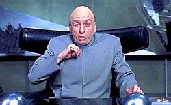 One Million Dollars Powers Dr Evil Archives Reaction Gifs