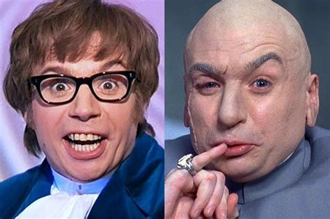 mike myers war movie actors who played more than one character in a movie