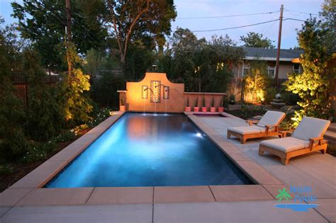 pool small backyard 24 small pool ideas to turn your small backyard into relaxing space hgnv com