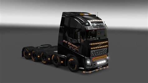 volvo trucks germany volvo skin shr germany v1 0 beta 187 gamesmods net fs17
