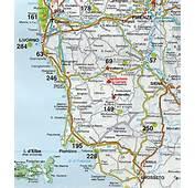 Agriturismo Toscana Volterra Pomarance Carta Stradale Della