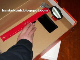 cara membuat proyektor sendiri dengan handphone cara mudah membuat proyektor dengan gadget atau handphone