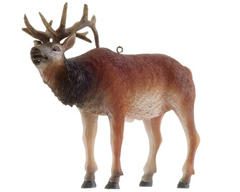 elk christmas ornament wildlife christmasornaments com