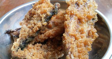 resep ikan pindang goreng enak  sederhana cookpad