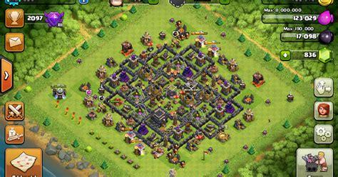 game mod coc terbaru 2015 home base th 9 update terbaru coc desember 2015 android soft