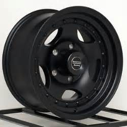 16 Inch Ford Truck Wheels 16 Inch Black Wheels Rims Ford F150 E150 Dodge Ram