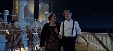 film titanic durata la scena cancellata di titanic che svela una cosa