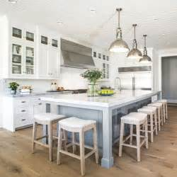 kitchen islands stools best 25 kitchen island seating ideas on white