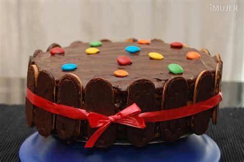 decorar tortas facil torta decorada con golosinas imujer
