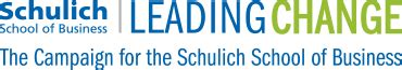 Schulich Mba Roi by Donors Impact Schulich Leading Change
