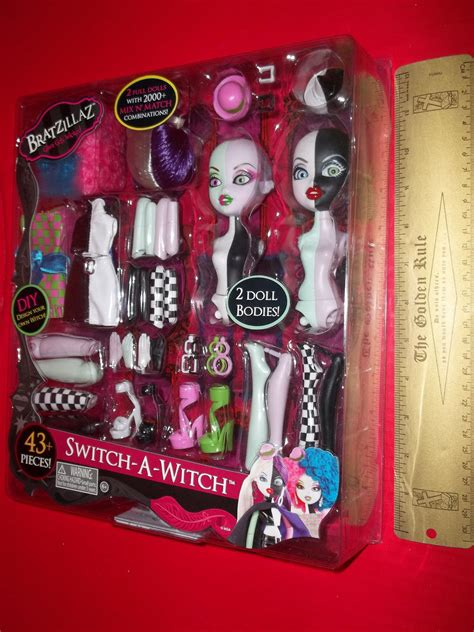 design bratz doll bratz doll activity kit bratzillaz switch a witch design