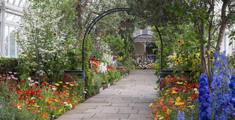 American Gardens by Impressionism American Gardens On Canvas Press Room 187 New York Botanical Garden