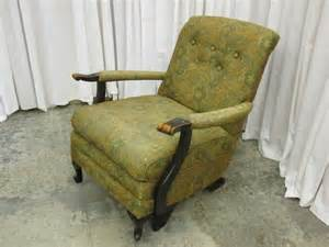 Vintage Recliner Chair Antique Reclining Chair Antique Furniture