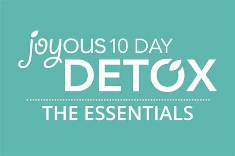 Joyous Detox Review by Elodie