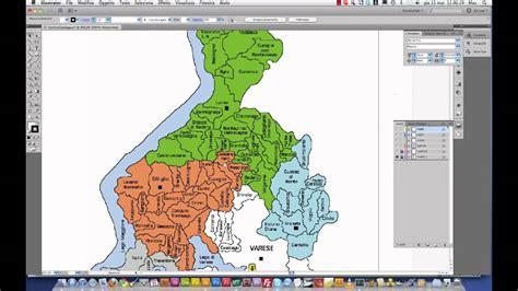 tutorial qgis ita illustrator disegnare una cartina senza impazzire