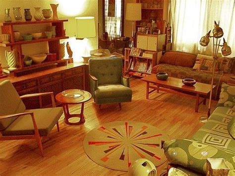 1970s Living Room by 1970 S Design Living Room Diy
