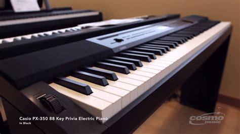 casio privia px 350 casio px 350 88 key privia electric piano