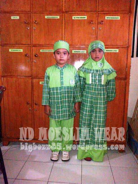 Seragam Tpa nd moeslim wear pusat pemesanan seragam muslim