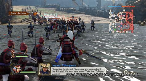 Samurai Warriors 4 Ii Samurai Warriors 4 Ii Pc review samurai warriors 4 ii ps4 playstation nation