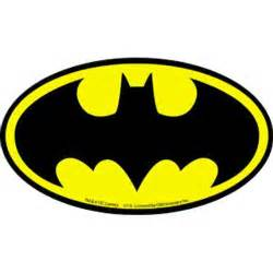 Logo Sticker Batman Searchlight Logo Sticker
