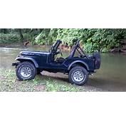 Sconrad 1981 Jeep CJ5 Specs Photos Modification Info At
