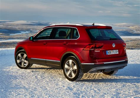volkswagen tiguan 2016 red volkswagen tiguan estate review 2016 parkers