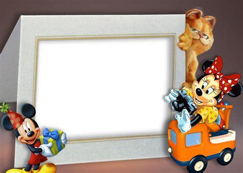 imagenes en png infantiles marcos infantiles para fotos de ni 241 os imagui
