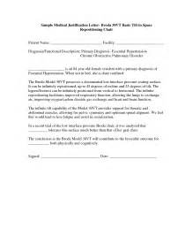 Justification Letter Resume Justification Report