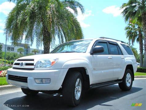 Toyota 4runner Sr5 2003 2003 Toyota 4runner Sr5 Exterior Photos Gtcarlot