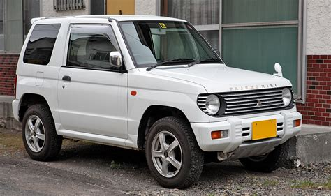 Pajero Mini Price In India