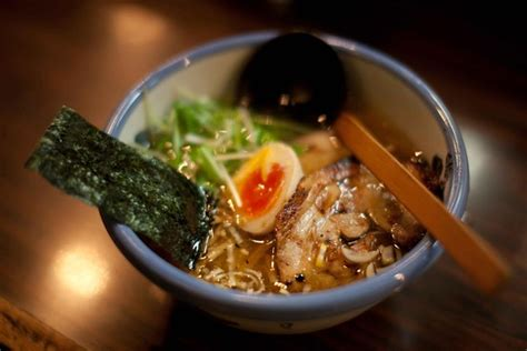 japanese soul cooking ramen back to with ramen scene asia wsj