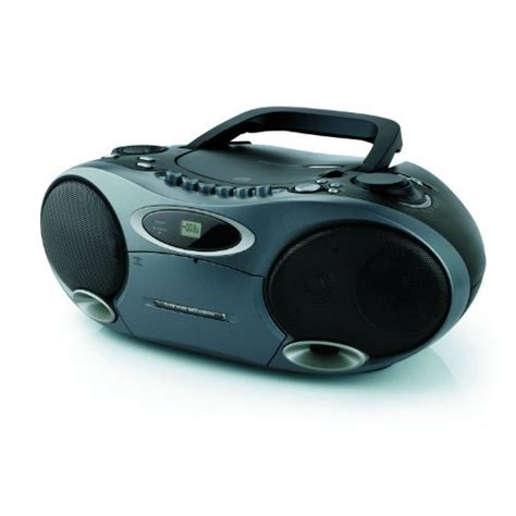 best cd player boombox memorex mp4907bk cd mp3 boombox mp3 with cassette player