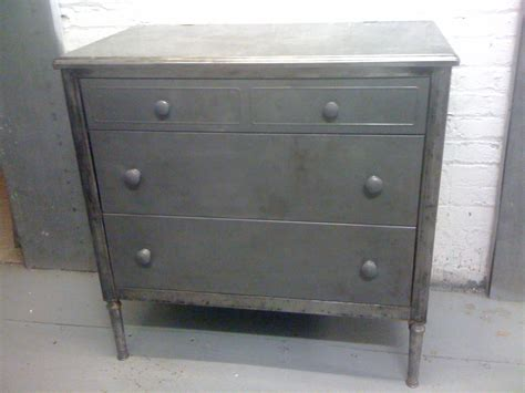 antique simmons metal dresser bongrande