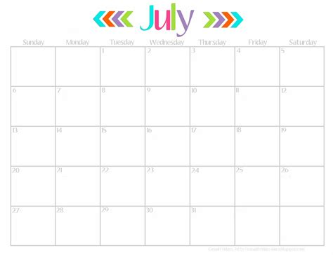 calendar design july 2014 july calendar printable and 2014 july calendar