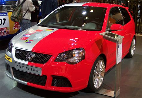 Vw Goal Aufkleber by Vw Polo Gti Cup Edition Image 2