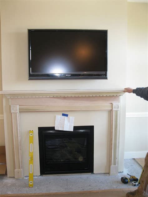 install a fireplace pdf how to install a gas fireplace mantel plans free