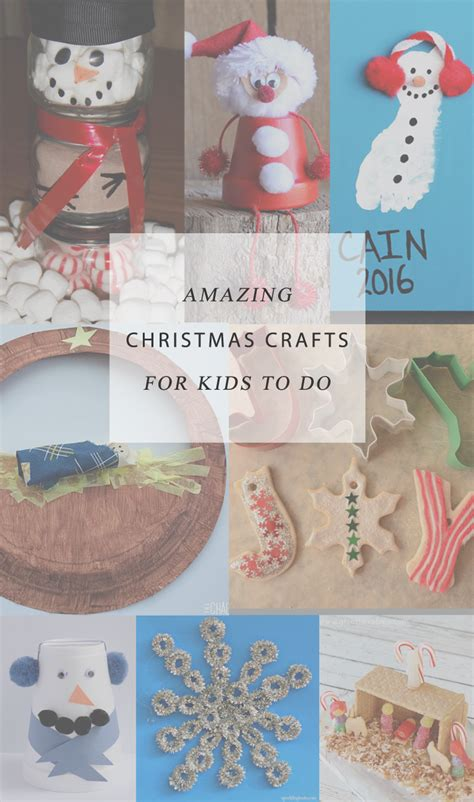 kid friendly christmas crafts architecture of a kid friendly crafts and a bird told me link