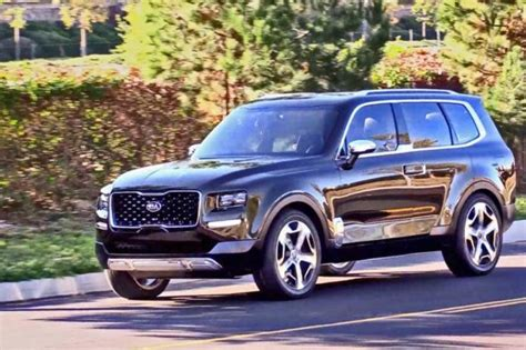 Kia New Suv 2020 by 2020 Kia Telluride Review Gearopen