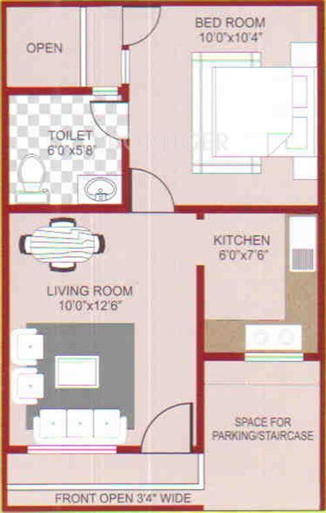 1bhk floor plan 400 sq ft 1 bhk floor plan image nikhil magnolia green