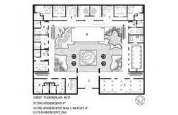 Small House Plans With Inner Courtyard by Gallery For Gt Inner Courtyard House Plans