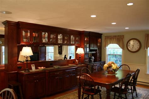 colonial home interior colonial home interior renovation traditional dining room boston by michael hally design
