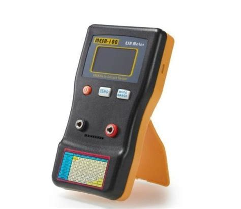 esr capacitor tester price mesr100 v2 autoranging in circuit esr capacitor meter tester up to 0 001 to 100r reecenormanmbvy