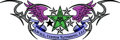 awol tattoo welcome to a w o l custom tattooing llc located in