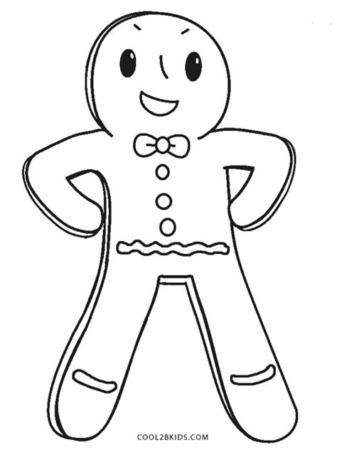gingerbread man blank coloring page blank gingerbread man coloring pages to print coloring pages